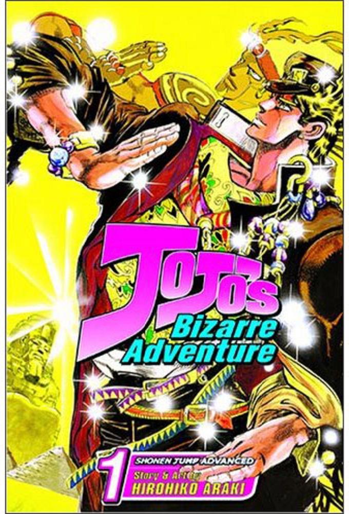 JoJo's Bizarre Adventure - MyWaifuList