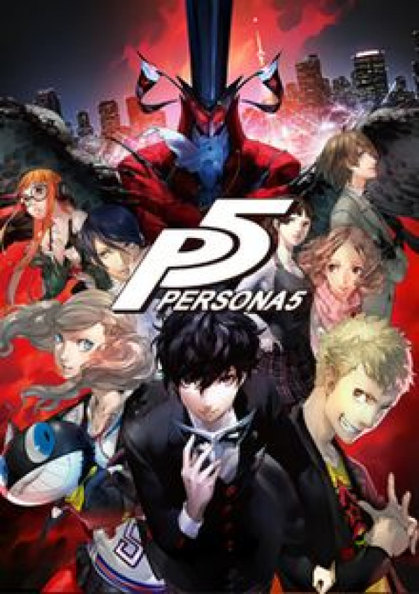Persona 5 Video Game Mywaifulist