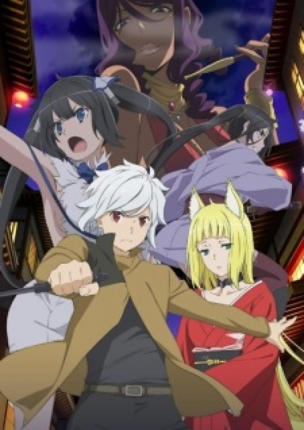Is It Wrong to Try to Pick Up Girls in a Dungeon? 2nd Season