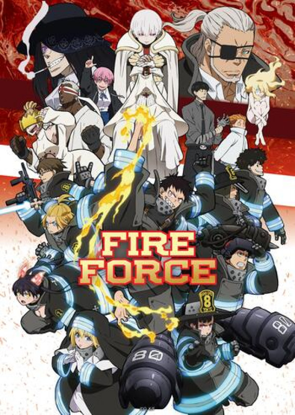 Fire Force 2nd Season