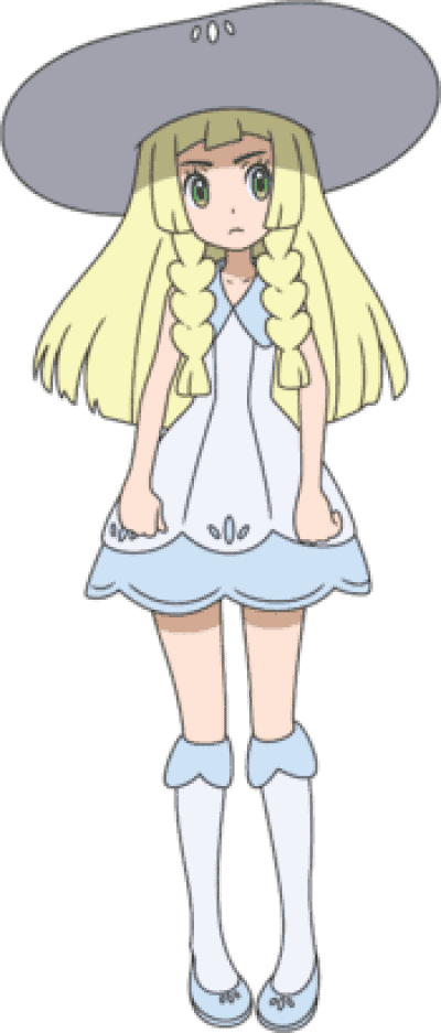 Lillie's display picture