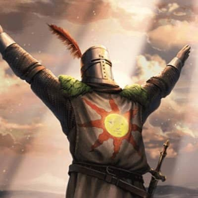 Solaire of Astora's display picture