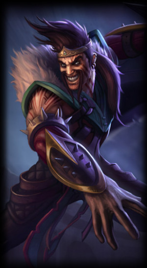 Draven's display picture