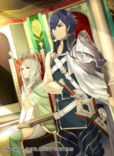 Chrom's display picture