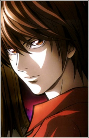 Light Yagami's display picture