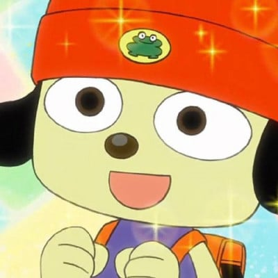 PaRappa the Rapper's display picture