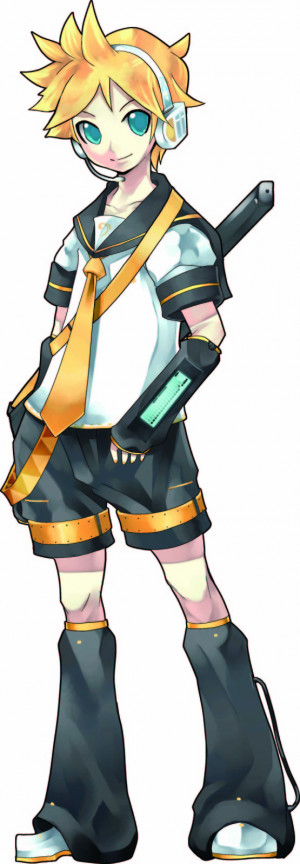 Kagamine Len's display picture