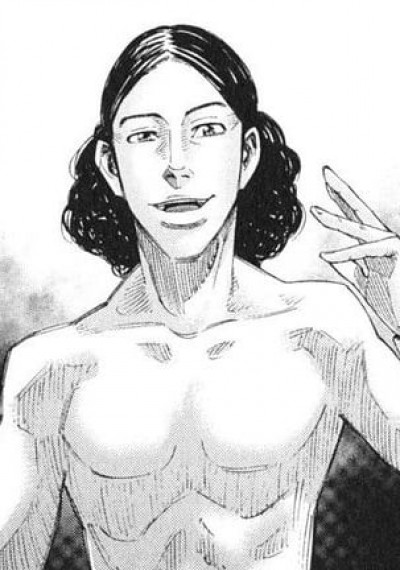 Ginji Kyūma's display picture