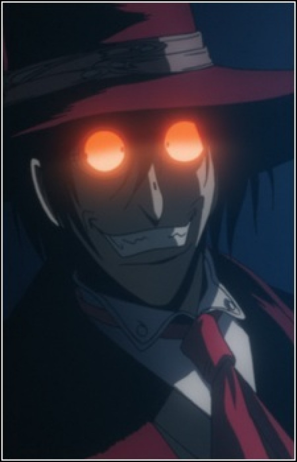 Alucard's display picture