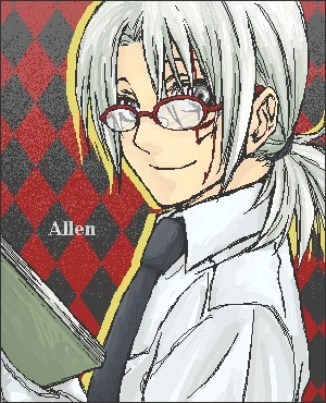 Allen Walker's display picture