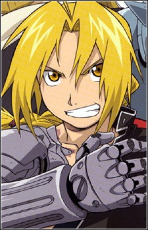 Edward Elric's display picture
