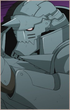 Alphonse Elric's display picture