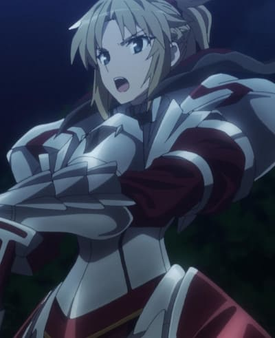 Mordred's display picture