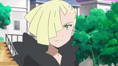 Gladion's display picture