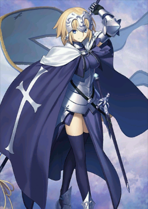 Jeanne d'Arc's display picture
