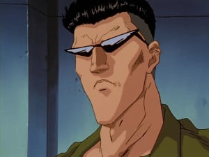 Younger Toguro's display picture