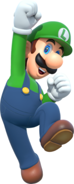 Luigi's display picture