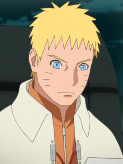 Naruto Uzumaki's display picture