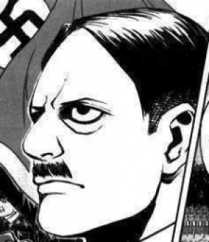 Adolf Hitler's display picture